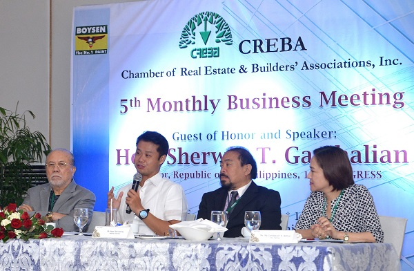 Creba hails cut in home loan rate to 3%