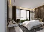 MAISONETTES Master Bedroom